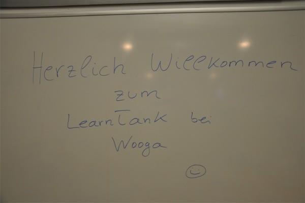 LearnTank Berlin 18.04.2012bei Wooga