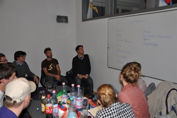 LearnTank Berlin bei Wooga am 18.04.2012