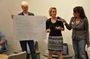 Dr. Christina Jacob Workshop Praesentation der Ergebnisse