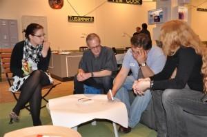 Eindruecke LearnTank im Basecamp