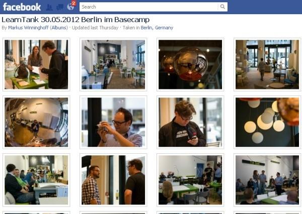Weitere Bilder vom LearnTank Berlin